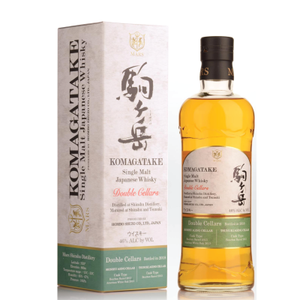 Mars Single Malt Komagatake 'Double Cellar' Japanese Whisky - ABV Craft Merchants