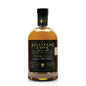 Sullivans Cove American Oak Single Cask Australian Whisky Whisky ABV Craft Merchants
