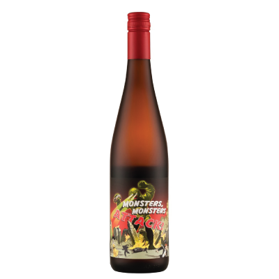 SYP Monsters Monsters Attack Riesling 2014