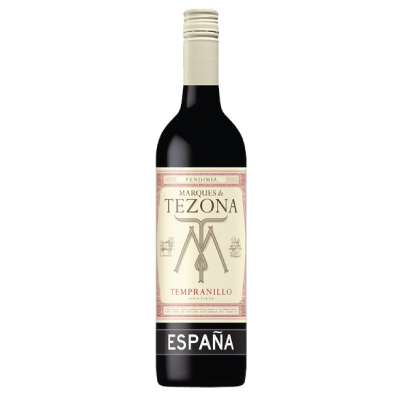 Marques De Tezona Tempranillo 2016
