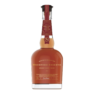 Woodford Reserve Bourbon Masters Collection Brandy Cask Finish Whisky ABV Craft Merchants