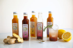 Ginger Drinks: Recipes and Uses with ImmuneSchein Ginger Elixirs