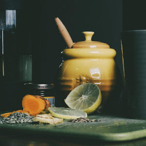 Holistic Remedy for Colds and Flu: ImmuneSchein Ginger Elixir