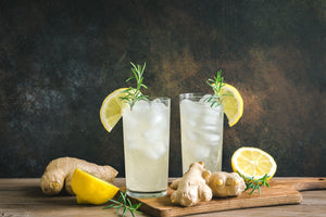 Simple General Ginger Elixir Recipes