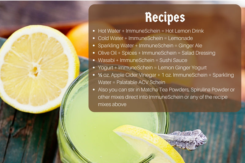 Ginger drink recipes, drink recipes with ginger