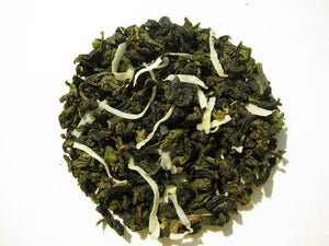 Coconut Cabana - Loose Leaf Oolong Tea Loose Leaf Tea ImmuneSchein Ginger Elixirs