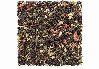 Fat Burner Detox - Loose Leaf Oolong Tea Loose Leaf Tea ImmuneSchein Ginger Elixirs 1 oz loose leaf tea