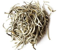 Organic Bai Hao Yin Zhen Silver Needle - Loose Leaf White Tea Loose Leaf Tea ImmuneSchein Ginger Elixirs 1 oz loose leaf tea