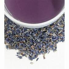 Organic French Lavender - Botanical Loose Leaf Tea ImmuneSchein Ginger Elixirs 1 oz loose leaf tea