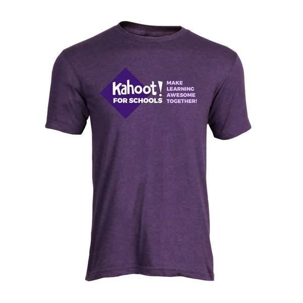 Kahoot! - Make learning awesome together! t-shirt