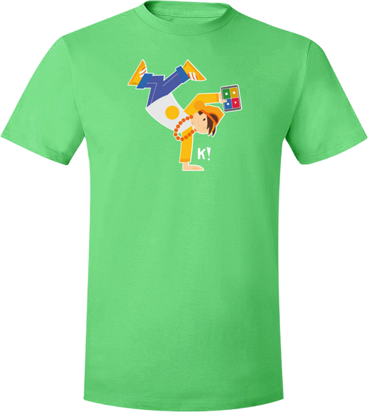 "Kahoot! ""Shima from the Curious K!rew"" t-shirt"