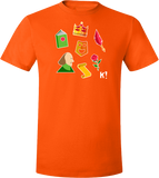 "Kahoot! ""Literature lovers"" t-shirt"
