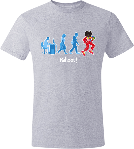 "Kahoot! ""Office evolution"" t-shirt"