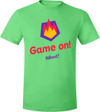 "Kahoot! ""Game on!"" t-shirt"