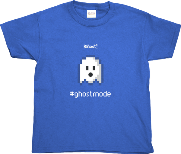 "Kahoot! ""Classic ghost mode"" kids' t-shirt"