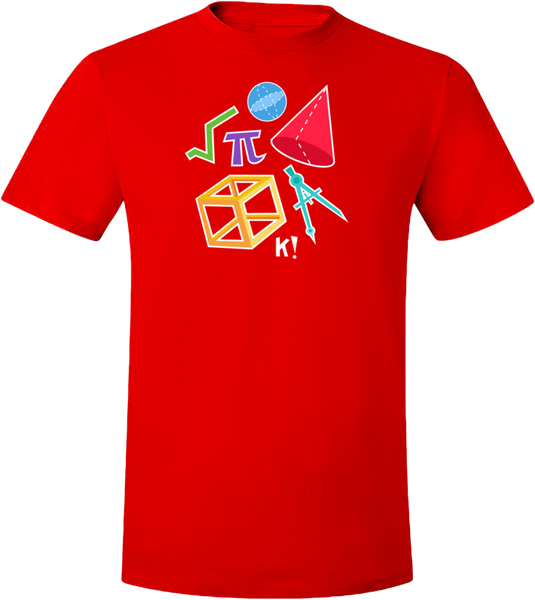 "Kahoot! ""Math lovers"" t-shirt"