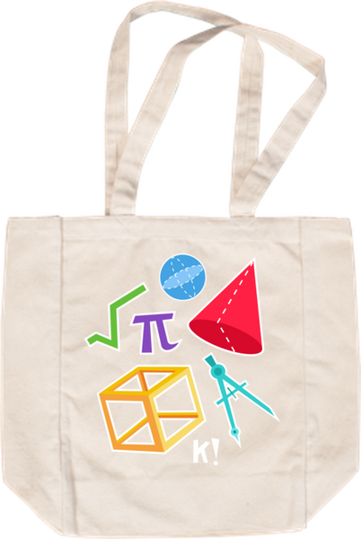 "Kahoot! ""Math lovers"" tote bag"