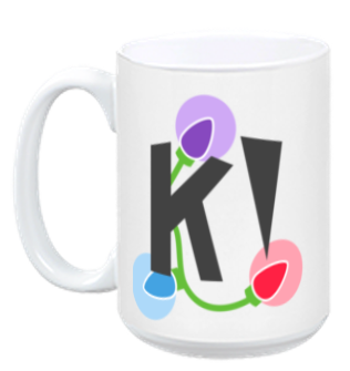 Kahoot! mug - special holiday edition