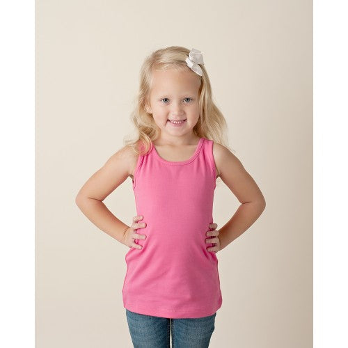 Girls Pink Tank Top Size 3T