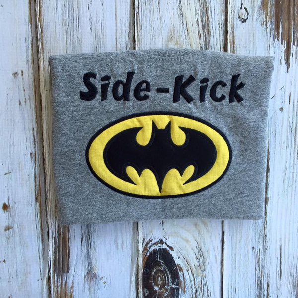 Side-Kick Batman Shirt