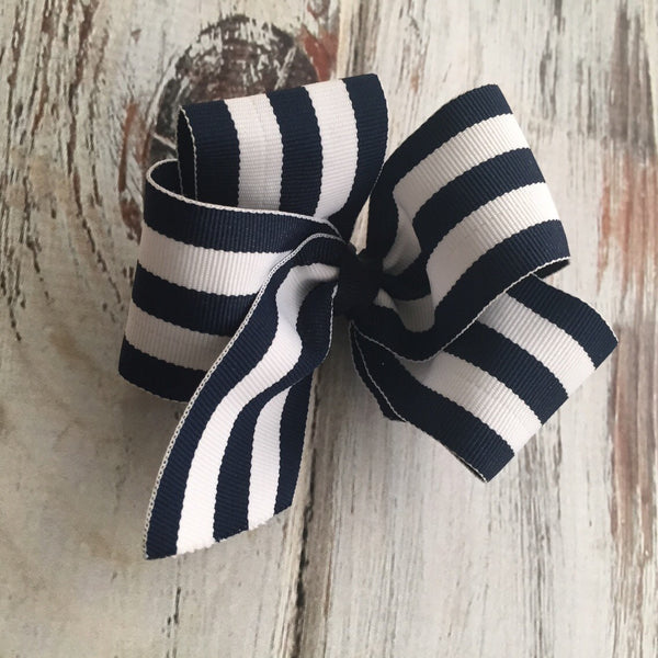 Large Nautical Boutique Bow