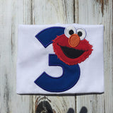 Elmo 3rd Birthday shirt