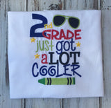 Boys Back to school shirt