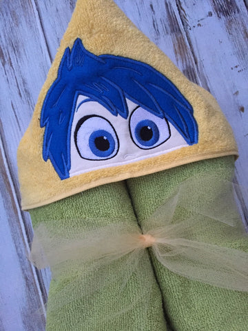 Joy Hooded Towel