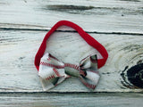 Boys Baseball Bow Tie
