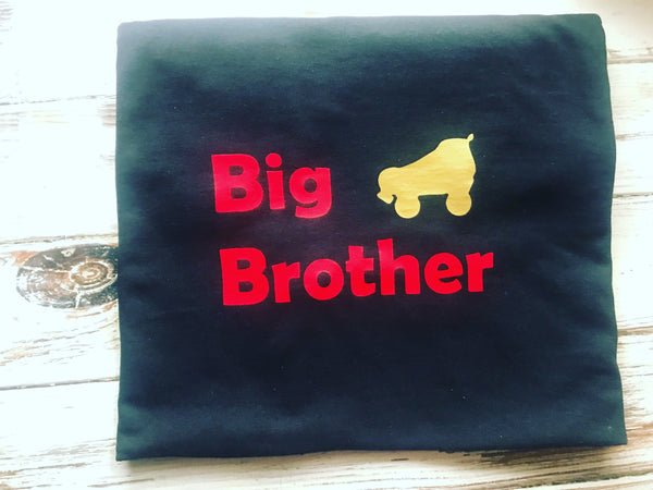 Big Brother Roller skate shirt