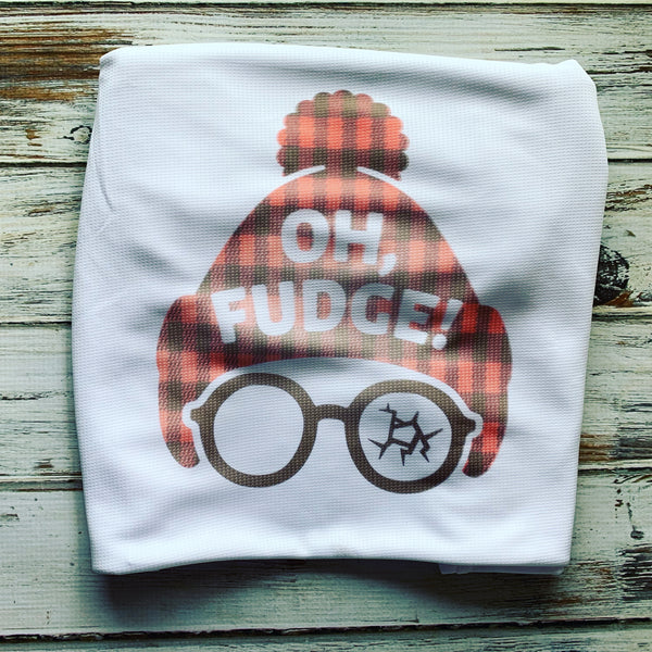 Oh Fudge Christmas Story Shirt