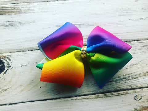 Large Rainbow Bow