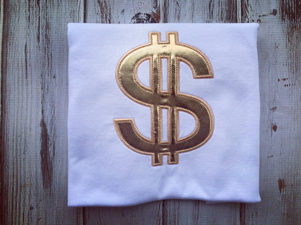 Dollar Sign shirt