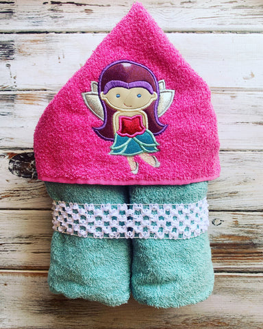 Fairy Hooded Towel