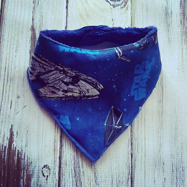 Star Wars Bandana Bib
