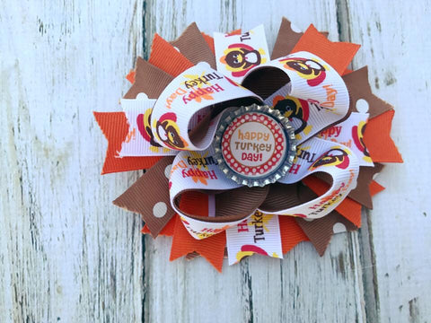Thanksgiving Bow