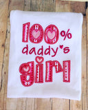 Daddy's Girl shirt or onesie