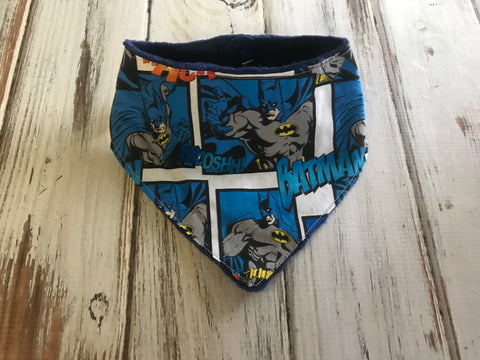 6-12 month Batman Bandana Bib