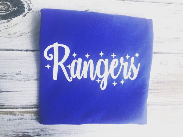 Rangers School Spirit shirt