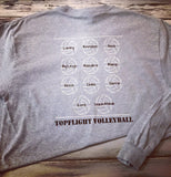 Volleyball Team shirts