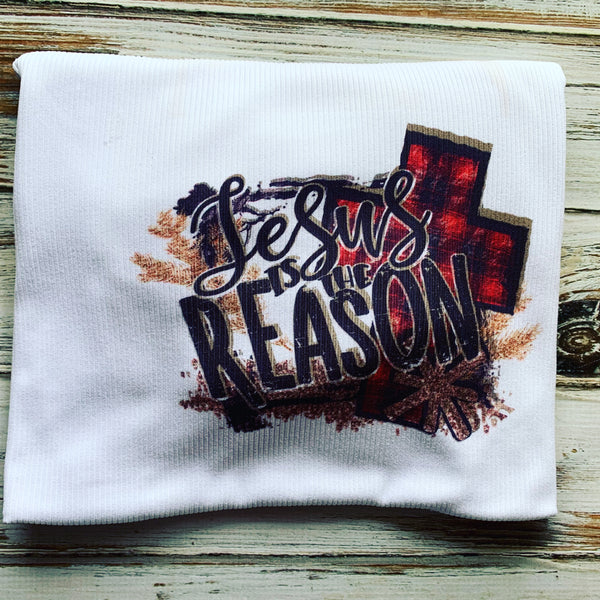 Christmas Jesus is the Reason Shirt