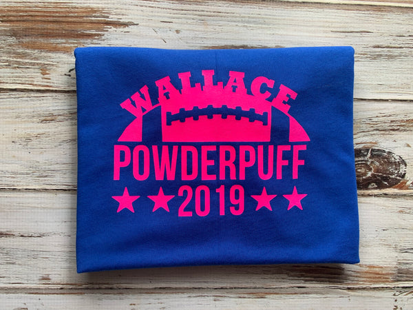 Powder Puff Football Shirt