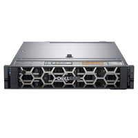 Servidor Rack Dell Poweredge R540 | Intel Xeon Silver 4110 32GB 2.4TB SAS  Oportutek