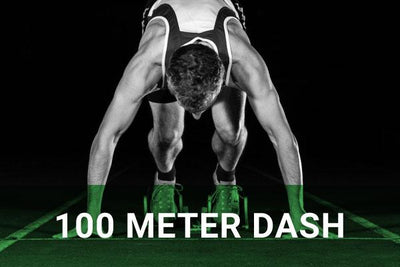 60/100/200 Meter Dash - Trackwired