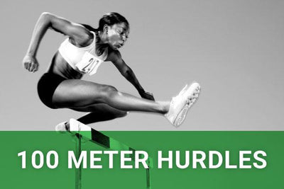 100m/110m High Hurdles - Trackwired