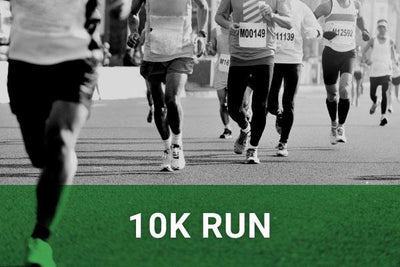 10K Training - Single Level - 16 Weeks