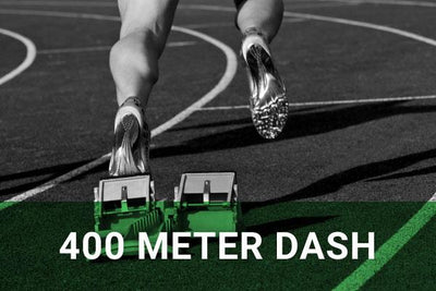 400 Meter Dash - Trackwired