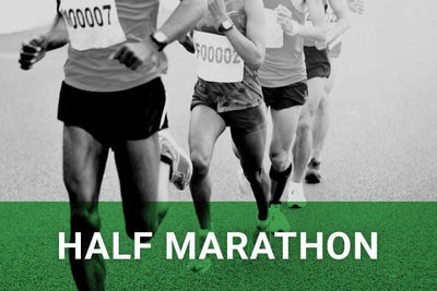 Half Marathon Training-Single Level-20 Weeks (50 Miles Per Week Max) - Trackwired