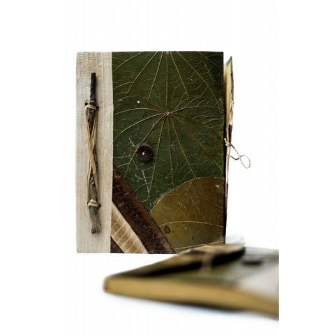 Palm Leaf Journal (Medium)