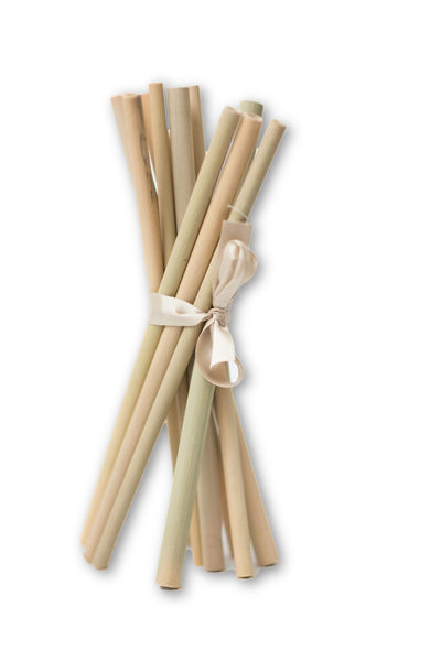 Bamboo Straws (set of 10)